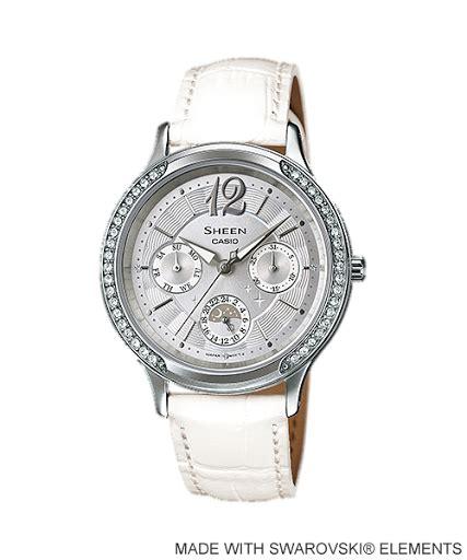 Produk Baru Jam Tangan Wanita Casio La670wl 2a Original Bergaransi jual casio sheen she 3030l 2a jam tangan casio sheen jam tangan casio jam tangan wanita