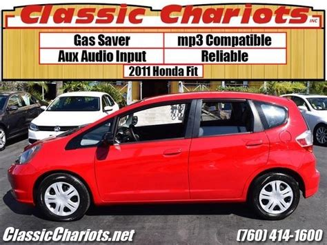 Sale Fit With Mp3 sold used car near me 2011 honda fit with power