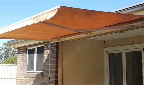 diy folding arm awnings diy folding arm awning 4m wide x 2 5m projection beige