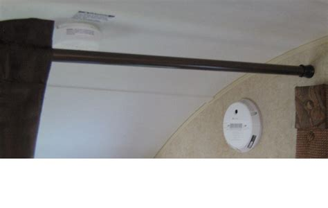command strips for curtain rods shower rods find rods to hang shower curtains at sears