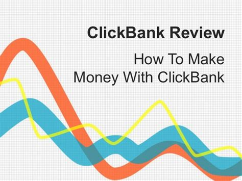 How To Make Money Online With Clickbank - clickbank review how to make money with clickbank
