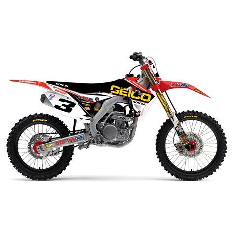 honda 150 motocross d cor mx factory geico honda crf 150 2007 2014 motocross