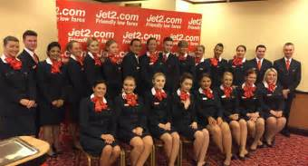 flying high with our cabin crew team jet2