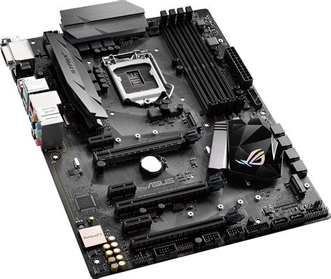Asus Motherboard Rog Strix B250f Gaming asus brings strix to mainstream motherboards with new series techgage