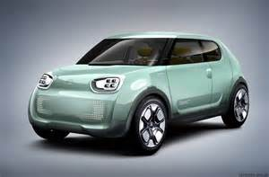 Electric Cars Future Problems Kia Naimo Electric Concept Unveiled At Seoul Motor Show