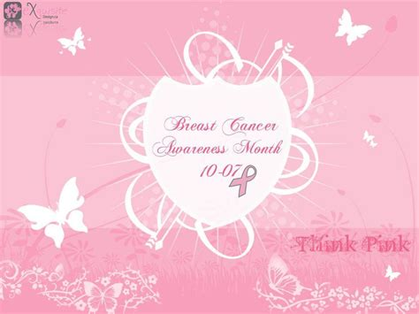 Breast Cancer Desktop Wallpaper Breast Cancer Backgrounds Wallpaper Cave