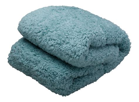 teddy fleece blanket soft bed sofa home thick fleecy