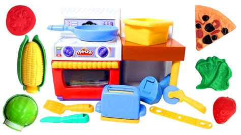 Play Doh Kitchen by Play Doh Meal Makin Kitchen Playset Play Dough Mini