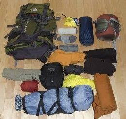backpacking 01 gear list semi ultralight 1000 ideas about motorcycle cing on