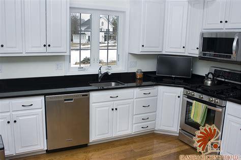 Kitchen And Granite Studio Absolute Black Granite Kitchen Studio