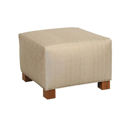 How To Upholster An Ottoman Ottoman Upholstered Fong Brothers Co Fb 5982 A Ottoman