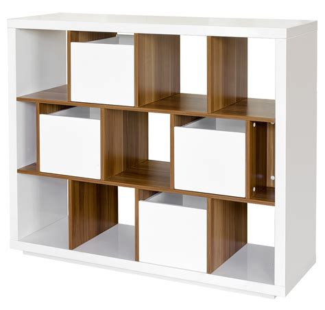 Shelving Unit Sendai High Gloss Shelving Unit Be Fabulous