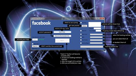 kang arya: Software Hack Password Facebook Orang