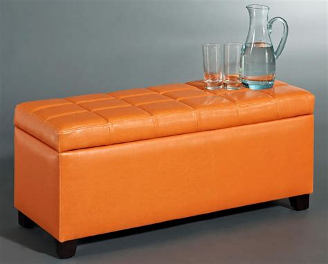 knock off lovesac storage ottoman orange 28 images storage cube ottoman