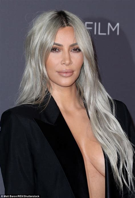 kim kardashian blonde hair daily mail kim kardashian says she s over her blonde hairdo daily
