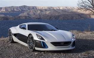 One Cars Rimac Concept One Concept Car Wallpapers Hd Wallpapers