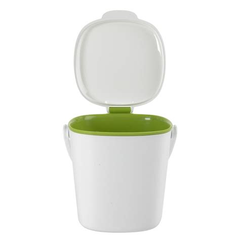 Countertop Compost Container by Countertop Compost Bin Home Food Scraps Container Recycle