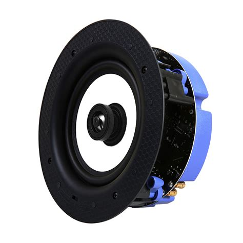 Lithe Audio Bluetooth Ip44 Rated Wireless 6 5 Quot Ceiling Wireless Ceiling Light Speakers