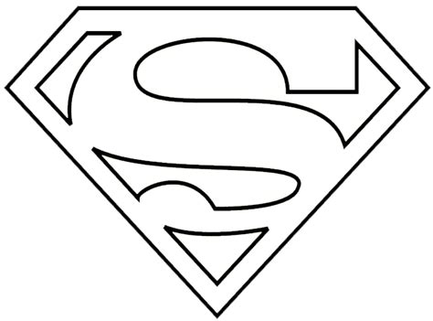 superman template jpeg supergirl logo graphics pictures costumes