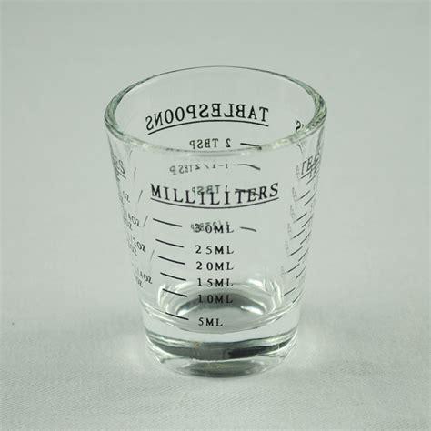 Measure Glass Gelas Ukur Kaca Measuring 1 1 2 Oz 4 Ml espresso measuring glass reviews shopping