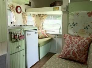 Decorating Ideas Vintage Travel Trailer Vintage Cer Interior Designs Rv Decorating Ideas