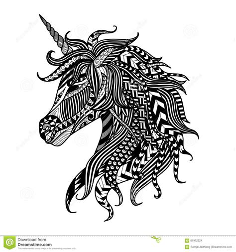 the cowboy and the unicorn coloring book books drawing unicorn zentangle style for coloring book