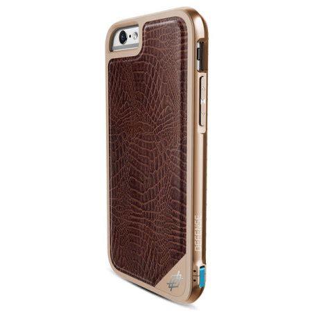 x doria defense iphone 6s 6 tough brown croc