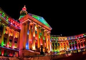 colorado festivals holiday lighting colorado com
