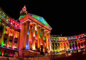 denver lights colorado festivals lighting colorado