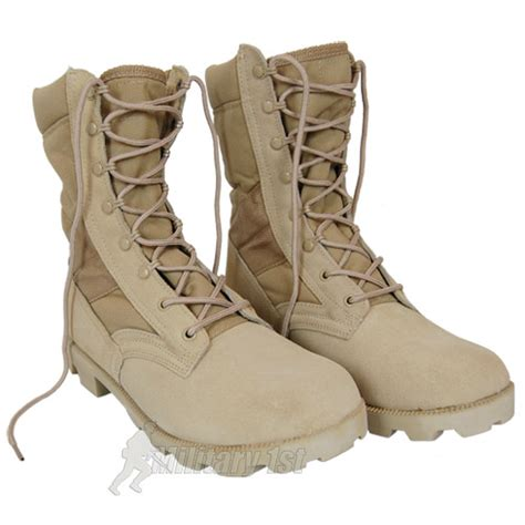 us army boots us army desert combat jungle patrol mens boots suede