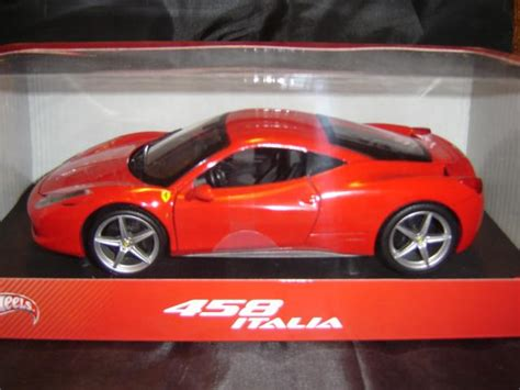 Hotwheels Original 14 models wheels 1 18 scale die cast 458 italia was sold for r695 00 on 14 apr at 11