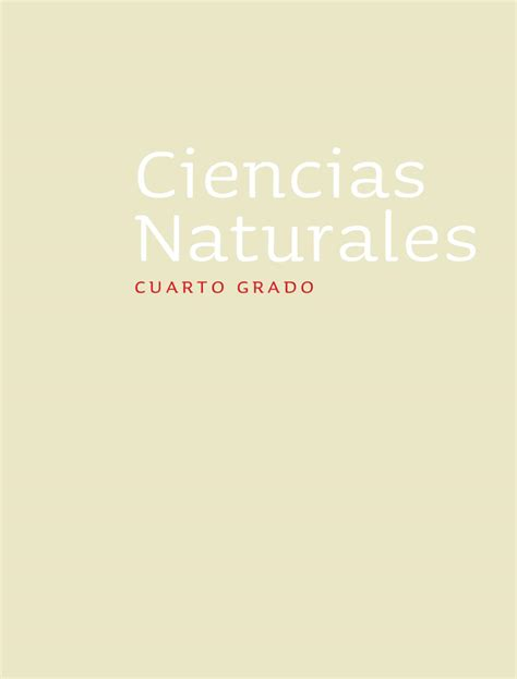 tercer bloque 2016 published on friday may 20 2016 submited by vernon ciencias naturales 4to grado by rar 225 muri issuu