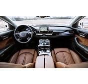 2017 Audi A8 Interior  2018newcarsuvCom