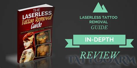 laserless tattoo removal guide review is this the test
