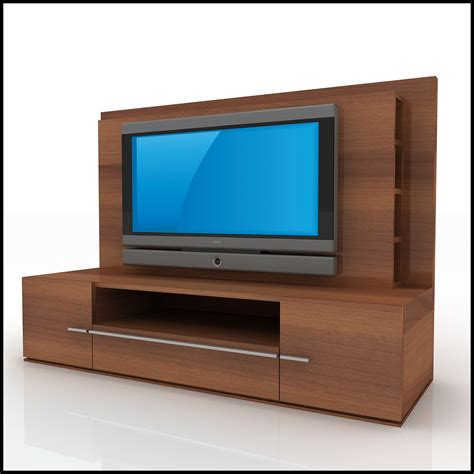 modern tv unit design tv wall unit modern design x 02 3d models cgtrader com