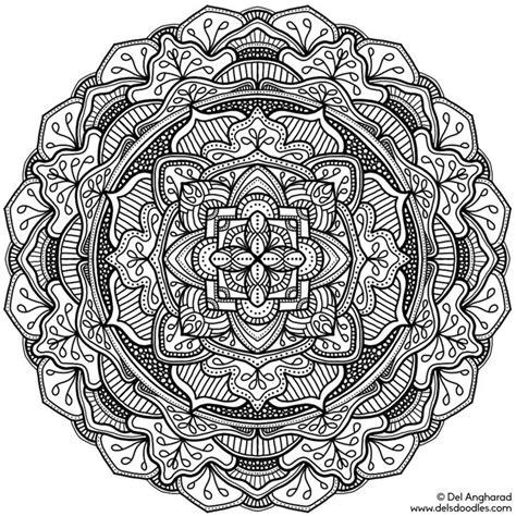 mandala coloring book wiki 68 b 228 sta bilderna om mandala p 229 prydnader