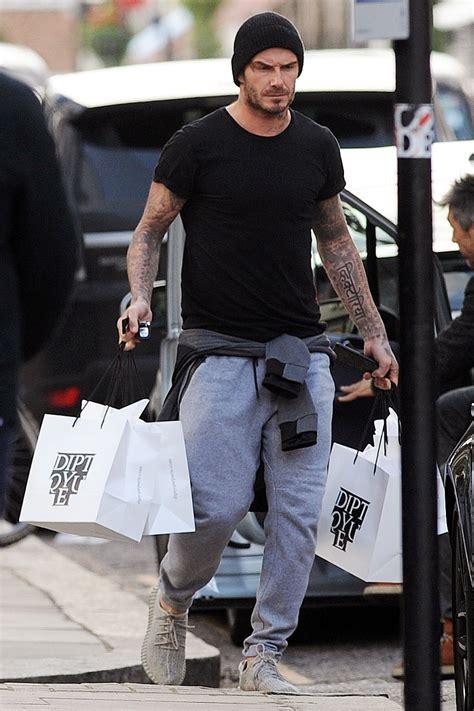 Style David Beckham by The David Beckham Look Book Photos Gq