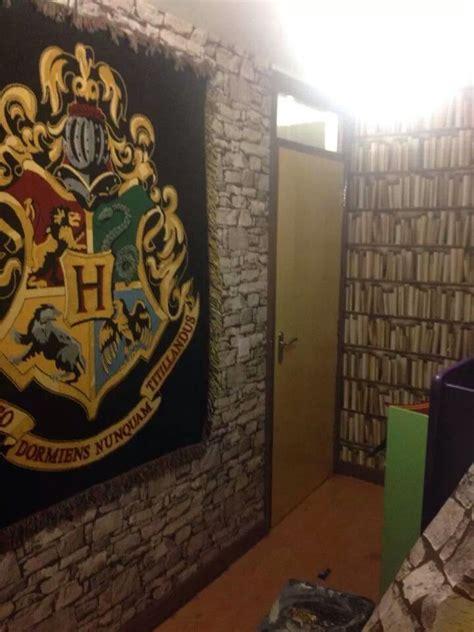 wallpaper b q bedroom wallpaper from b q harry potter bedroom pinterest