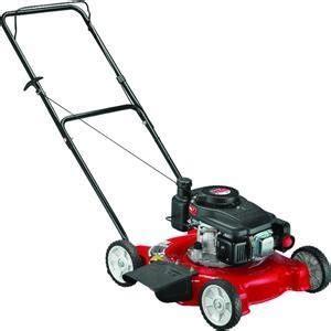 Senter Push On Fl 1108 yard machine lawn mower manual yard machines 11a 02jv000 20 inch 139cc powermore mulch side