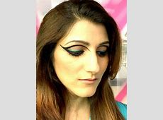 Dare to be Bold? Makeup Look with M.A.C. Modern Twist Kajal Mac Eye Makeup Looks Dramatic
