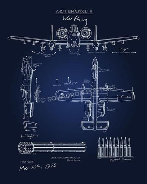 a blueprint a 10 blueprint squadron posters