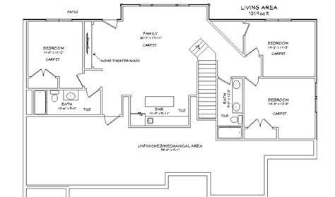 basement layout ideas finished basement design ideas