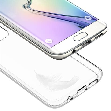 Handphone Samsung Galaxy Frame blue frame acrylic transparent cell phone thin for samsung s7 edge handphone cover buy