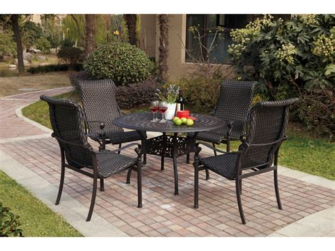 Darlee Patio by Darlee Outdoor Living Standard Wicker Espresso