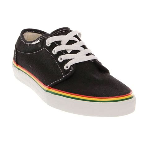 mens skate shoes vans mens 106 vulcanized skate shoes world