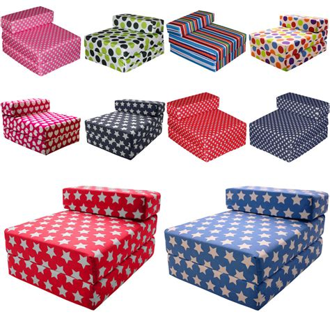 Fold Out Chair Bed by Gilda 174 Fold Out Single Futon Guest Z Bed Chair