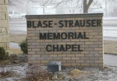 blase strauser memorial chapels monuments gothenburg