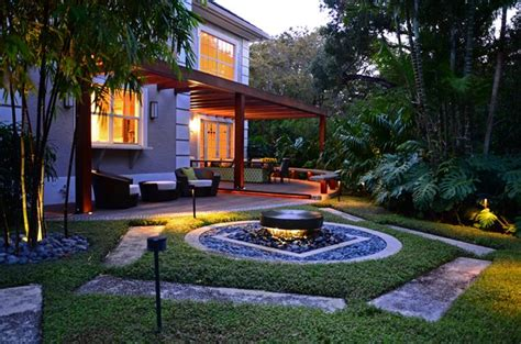 florida backyard ideas lighting miami fl photo gallery landscaping network