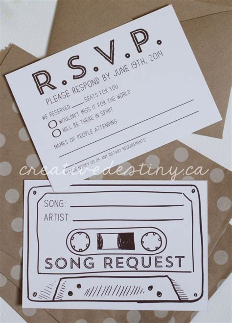 25  best ideas about Wedding reply cards on Pinterest