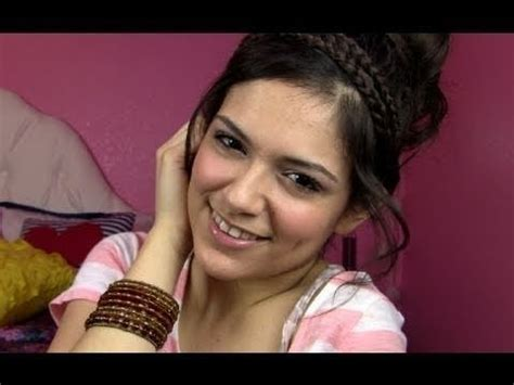 Heatless Hairstyles Bethany Mota | 43 best images about heatless hairstyles